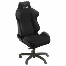 Cobra Daytona Racing Office Chair / Seat In Black