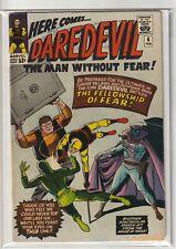 Daredevil # 6 Very Good [Yellow Costume] Cents Copy