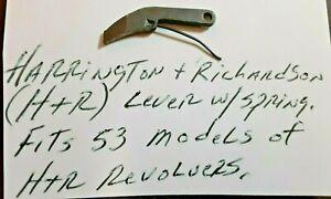 Harrington & Richardson Hand/Lever W/Spring, Fits 53 Models of H&R Revolvers
