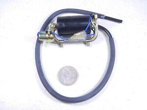 Honda CT90 CT Trail 90 CM91 C90 CA90 C90M Benly Nos Ignition Coil w/Condenser