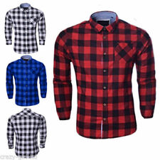 Brave Soul Long Sleeve Regular Fit Casual Shirts & Tops for Men