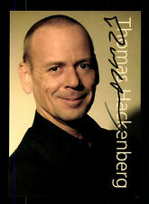 Thomas Hackenberg Autogrammkarte Original Signiert # BC 74658