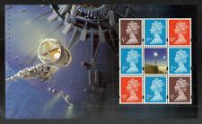 GB 2019 PRE ISSUE STAR WARS APOLLO SPACE FILMS PRESTIGE BOOKLET MACHIN PANES MNH