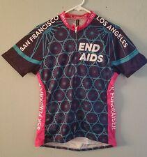Women's cycling jersey / size 2XL