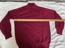 Neues AngebotThe Cashmere Centre Pure Cashmere TURTLE NECK Pullover-Gr. 40 NEU