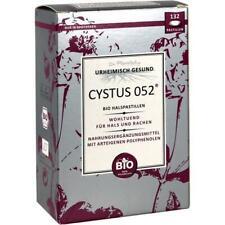 CYSTUS 052 Bio Halspastillen 132 Stück PZN 14186155