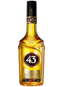 Licor 43 0,7l, alc. 31 Vol.-%, Vanillelikör Spanien