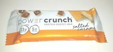 60 Power Crunch Protein Energy Bars Caramel Peanut Butter Chocolate Lemon Mint