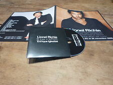 LIONEL RICHIE - ENRIQUE IGLESIAS - TO LOVE A WOMAN !!! RARE FRENCH PRESS/ PACK