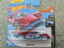 Hot Wheels 2019 #130/250 GRUPPO x24 red Le mans New Casting 2019 @F