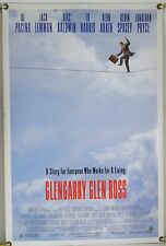 GLENGARRY GLEN ROSS DS ROLLED ORIG 1SH MOVIE POSTER AL PACINO JACK LEMMON (1992)
