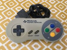 Nintendo Super Famicom SNES Official Original Genuine Controller Pad Gamepad