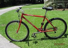 "Specialized Rockhopper  - Mountain Bike 17.5"" Medium Frame - RED -26"" Tires"
