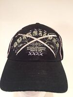 Rare Quiksilver Assassins Samurai snapback Adjustable Hat Cap. Fast Shipping