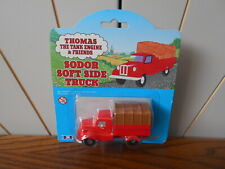 SODOR SOFT SIDE TRUCK diecast toy train THOMAS THE TANK ENGINE AND FRIENDS Ertl