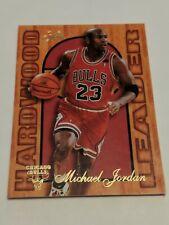 MICHAEL JORDAN 1995-96 Flair Hardwood Leaders #4