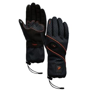 Vulpés Moontouch Cadmium orange Gr. S beheizbare Handschuhe (2. Wahl)