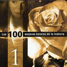 Los 100 Mejores Boleros De La Historia, Vol. I