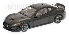 "Maserati GranTurismo MC GT4 ""Black Metallic"" 2010 (Minichamps 1:43 / #400101202)"