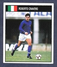 ORBIS 1990 WORLD CUP COLLECTION-#034-ITALY-ROBERTO CRAVERO