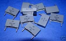 1nF 1600V 105C Polypropylene Capacitor .......Lot of 10
