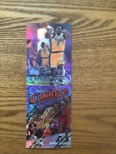 Kobe Bryant, 1997-98 Topps Finest Catalysts #137. Kobe Flair Passion