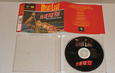 Single CD Meat Loaf - I'D Lie for You and thats the Truth  1995 3.Tracks 101 M 9