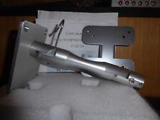 """E-Vision C2 Single Arm Tilt and Swivel Silver TV Bracket for 20-26"""""""