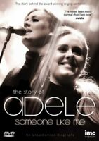 Nuovo The Story Of Adele - Someone Come Me DVD