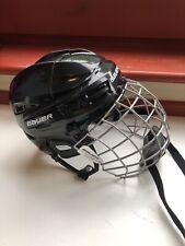 bauer ice hockey helmet