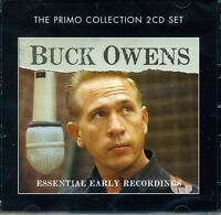 BUCK OWENS - THE ESSENTIAL RECORDINGS 2 CD NEW+