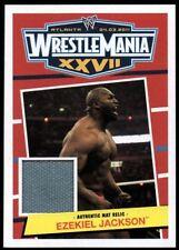Wrestling Trading Cards & Single Season 2012