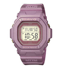 Casio BG5600MOB-4 Women's Ltd Edition Married to the Mob MTTM Pink Baby G Watch
