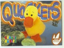 Ty Series 3 Artist's Proof Quackers HTF + 10 others