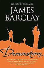 Demonstorm: Legends of the Raven (Legend of the Raven 4), Barclay, James, Used;