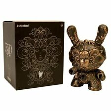 It's a F.A.D. Bronze 8-inch Dunny By JRyu - Kidrobot Brand New in Box FAD