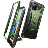 Poetic For Google Pixel 4 XL Shockproof Case,Full Coverage Cover Green