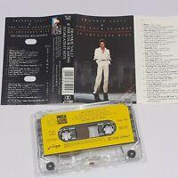 FRANKIE VALLI & THE FOUR SEASONS 20 GREATEST HITS 1989 CASSETTE TAPE ALBUM REMIX