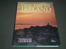One Day in Ireland by Irish Cancer Society (1989, Hardcover) - I 428