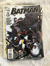 Batman (1940 Series ) 713 Comic Book by Dc, Oct 01 2011 Last Issue Low Print Run