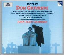 Mozart: Don Giovanni (CD, Jul-1995, 3 Discs, DG Archiv) FREE USA SHIPPING