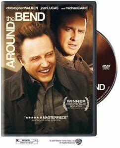 Like New WS DVD Around the Bend Christopher WALKEN Josh Lucas Michael Caine