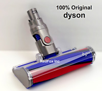 NEW Genuine Dyson V6 Absolute/Animal Fluffy Soft Cleaner Brush Head for Hardwood
