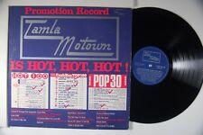 TAMLA MOTOWN Is Hot Hot Hot! SOUL Import LP GERMAN Stevie Wonder MARVIN GAYE