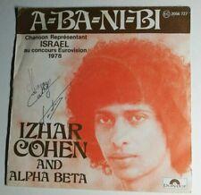 N200 Vinyle 45-tours Izhar cohen and alpha beta a=ba=ni=bi