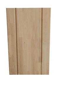 Holzplatte Leimholzplatte Eiche 710 x 460 mm