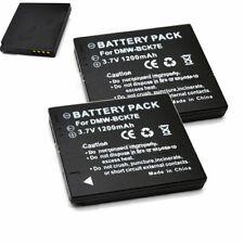 2 PCS DMW-BCK7 Battery for Panasonic Lumix DMW-BCK7PP DMW-BCK7E DMW-BCK7GK