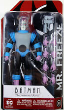 DC Collectibles ~ MR. FREEZE ACTION FIGURE ~ Batman: The Animated Series