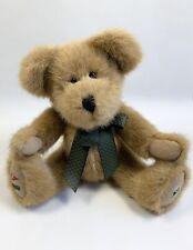 Boyds Bears Plush Mulligan T Duffer Golf Theme Bear
