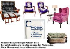 Phoenix-Enzymreiniger Geruchsentferner Polster -  Leder? Sofa ? Autositze uvm.